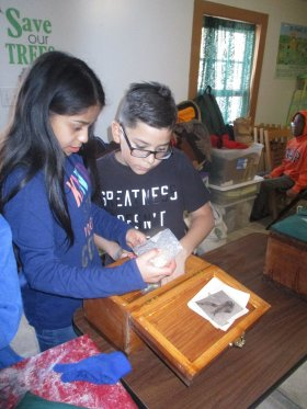 Opening a Time Capsule